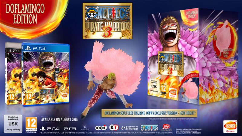 One Piece: Pirate Warriors 3 Special Edition