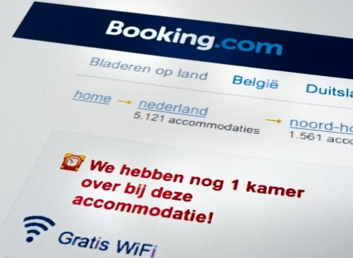 Hotels willen minder macht boekingssites