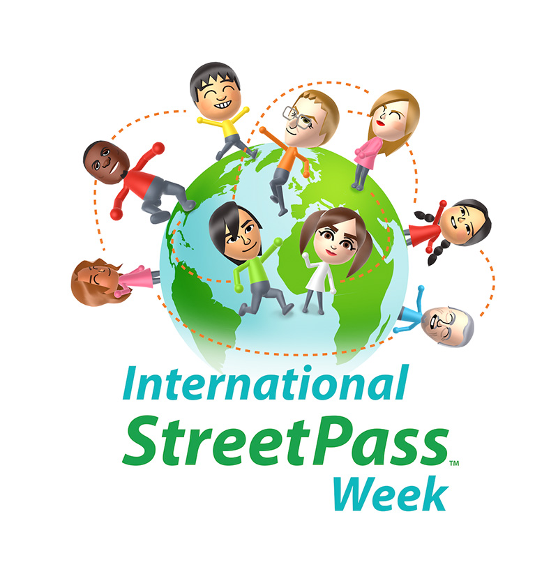 Streetpass-week logo (Foto: Nintendo)