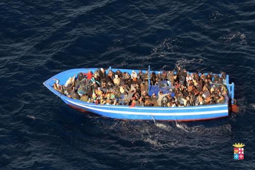 Doden na ruzie op vluchtelingenboot