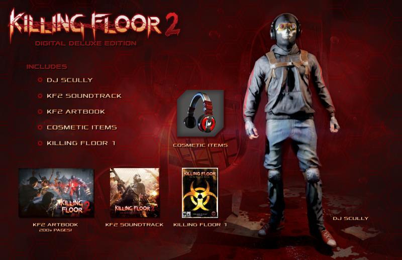 Killing Floor 2 Deluxe Edition