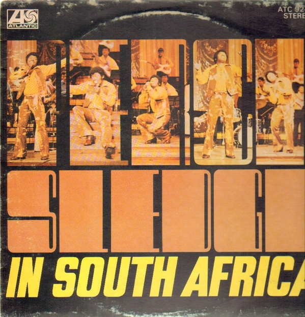 Percy Sledge in South Africa (1970)