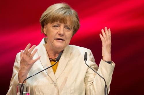Crisisoverleg in Duitsland over asielzoekers