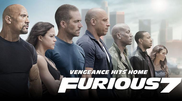 De cast van Furious 7