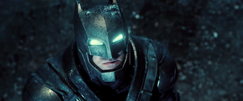 Batman v Superman: Dawn of Justice: Batman in armor