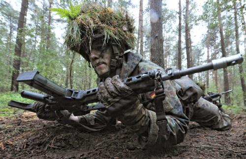 Duitse leger moet nieuw geweer kopen