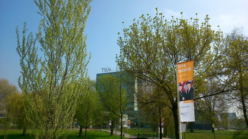 Technische Universiteit Eindhoven (Foto: FOK.nl / MPG)