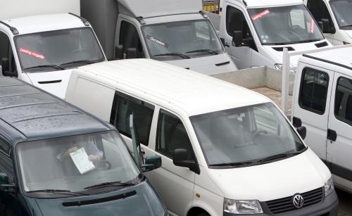 Verkoop bedrijfswagens EU fors omhoog
