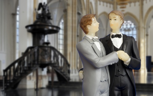 Hoogste rechters VS onderzoeken homohuwelijk