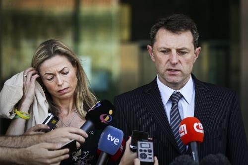 Beschuldigen familie McCann kost half miljoen