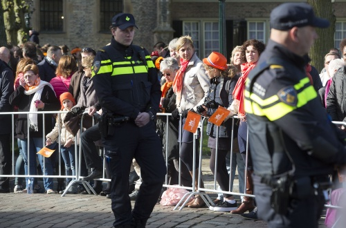 Ruim honderd arrestaties op Koningsdag A'dam