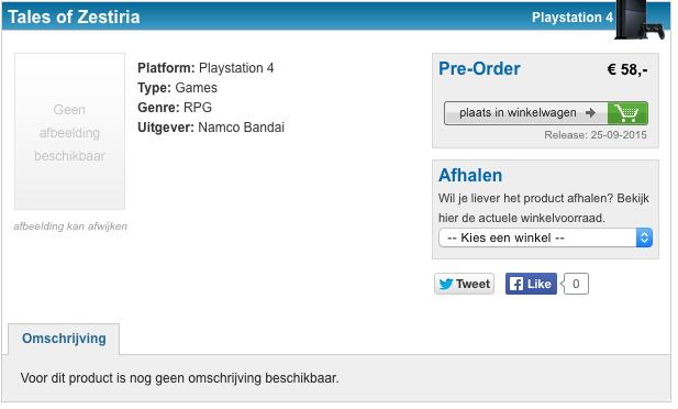 Screenshot Nedgame-product
