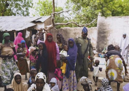 Honderden gijzelaars Boko Haram zwanger