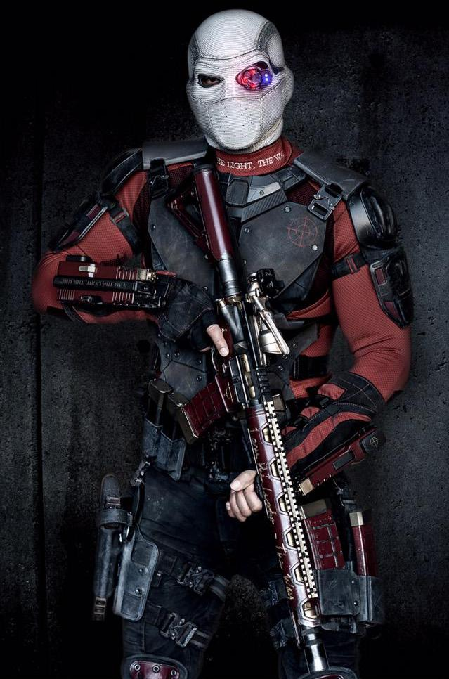 Suicide Squad: Will Smith als Deadshot