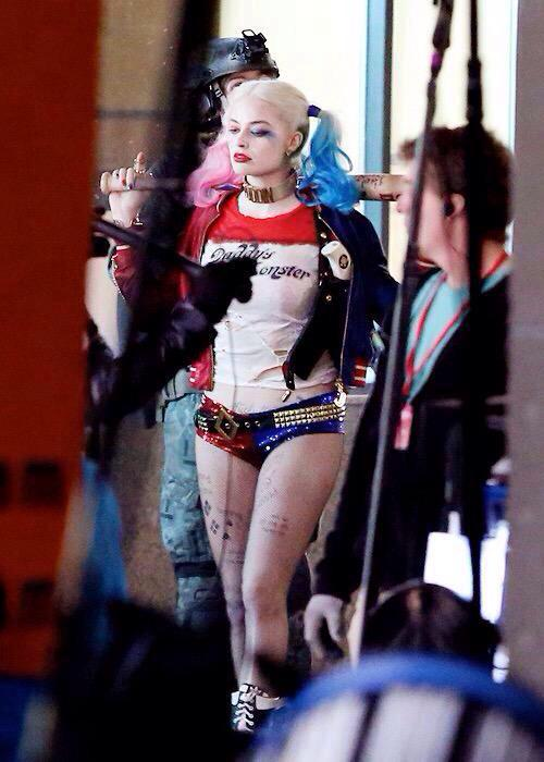 Suicide Squad: Margot Robbie als Harley Quinn