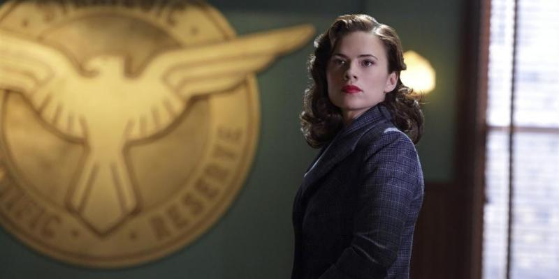 Agent Carter: Hayley Atwell Peggy Carter