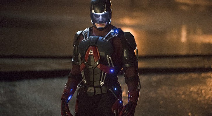 Arrow: Brandon Routh als The Atom