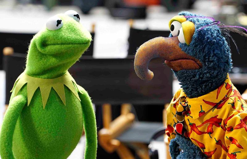 The Muppets: eerste foto uit de nieuwe tv-show (Foto: Eric McCandless/ABC)