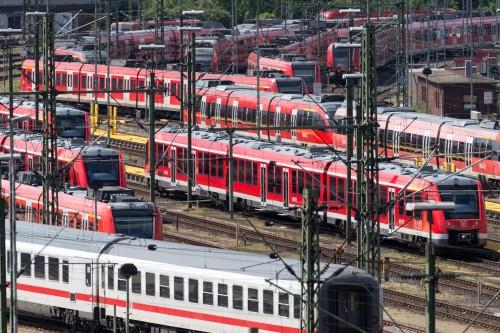 Duitse spoorwegstaking ten einde