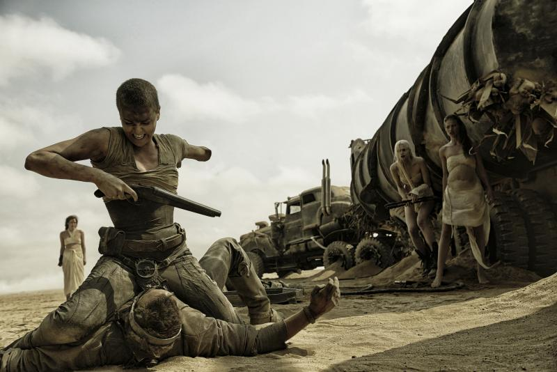Mad Max: Fury Road: Charlize Theron als Imperator Furiosa