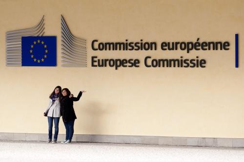 Brussel wil asielzoekers verdelen over Europa