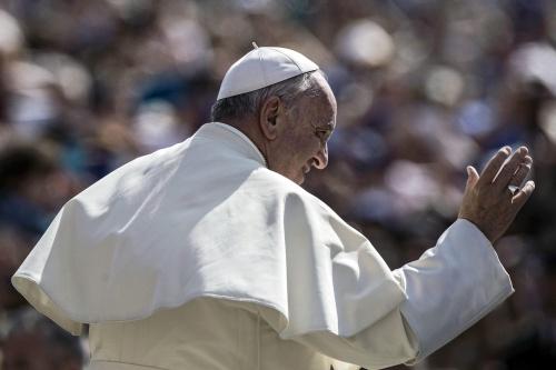 Vaticaan erkent Palestijnse Staat
