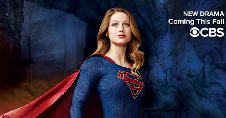 Supergirl promo-afbeelding (CBS)