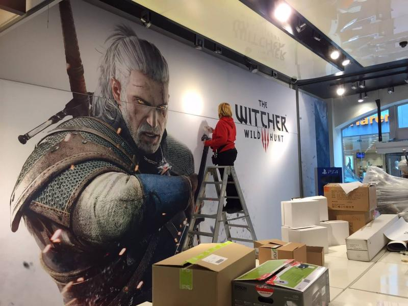 Witcher 3-winkel