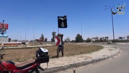 IS verovert grensovergang Syrië met Irak