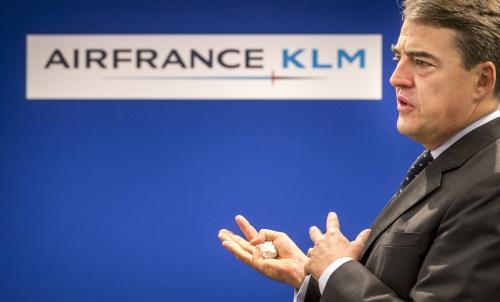 Franse staat vergroot zeggenschap bij AF-KLM