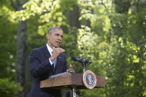 Obama: strijd tegen IS niet verloren