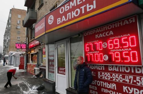 IMF verwacht herstel Russische economie