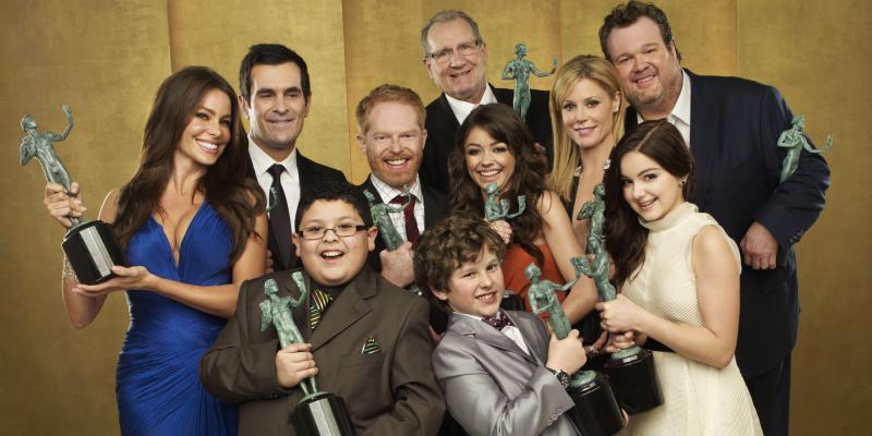 Cast van Modern Family