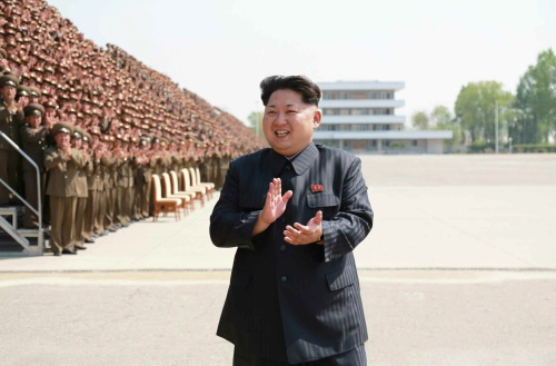 'Broer Kim Jong-un verdwenen na trip Londen' (Foto: ANP)