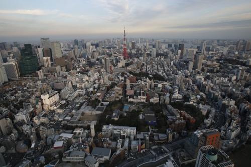Tokio is de veiligste stad