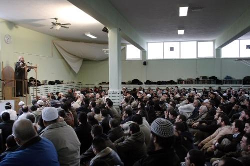 'Omstreden imam naar conferentie Almere' (Foto: ANP)