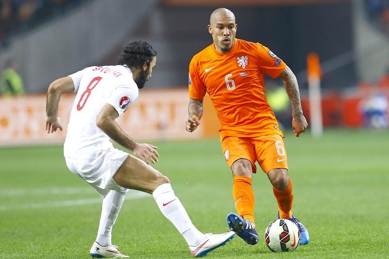 Hiddink heeft Nigel de Jong niet nodig (PRO SHOTS/Peter Lous)
