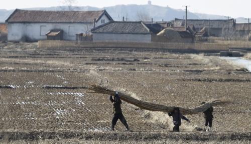 VN: hongersnood dreigt in Noord-Korea