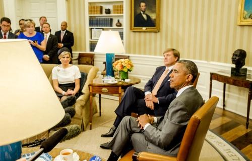 Obama vraagt opname gevangenen Guantanamo