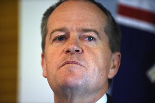 Oppositie Australië wil homohuwelijk imvoeren