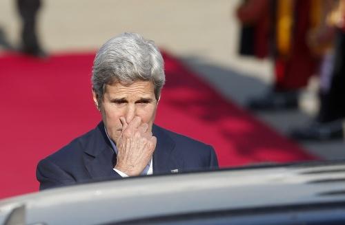 Kerry houdt vast aan gesprekken met Iran