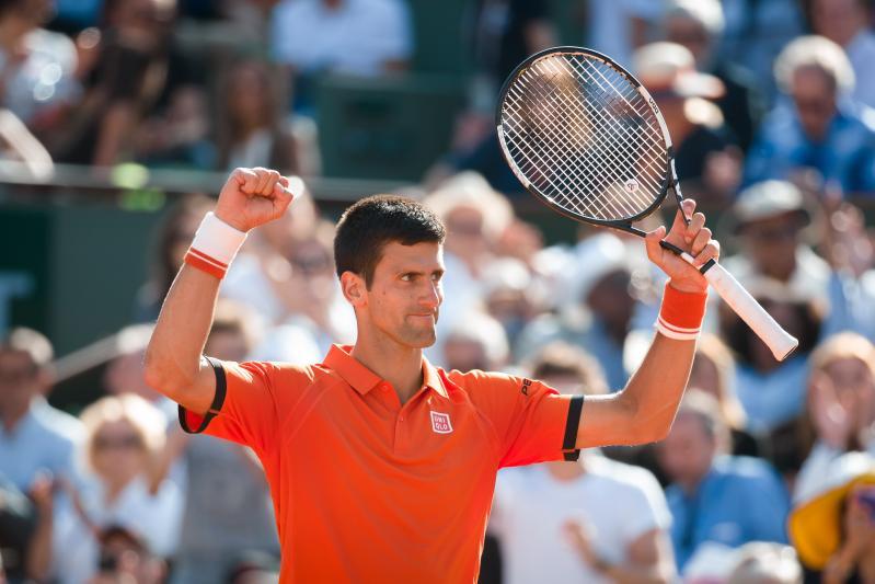 Novak Djokovic klopt jarige Nadal in Parijs (Pro Shots/Zuma Sports Wire)