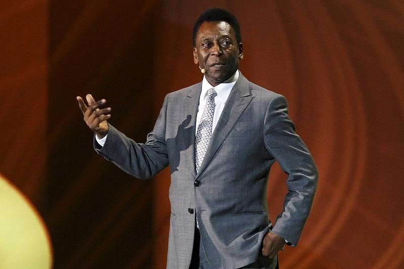 """Pelé: """"FIFA heeft eerlijke mensen nodig"""" (PRO SHOTS/Zuma Sports Wire)"""