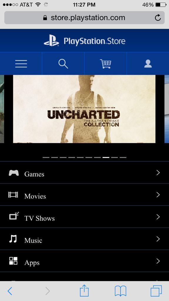 Uncharted: The Nathan Drake Collection leak