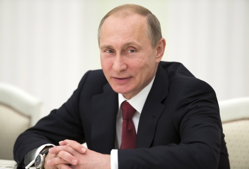 Poetin: oorlog Rusland en NAVO is krankzinnig