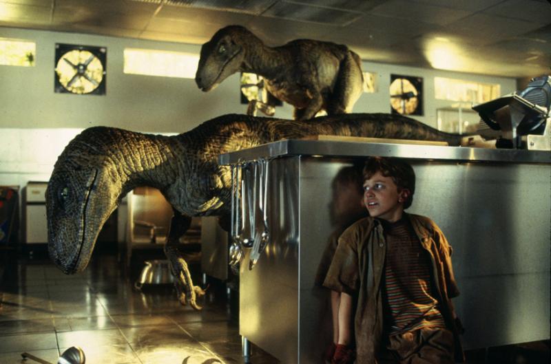 Jurassic Park keuken
