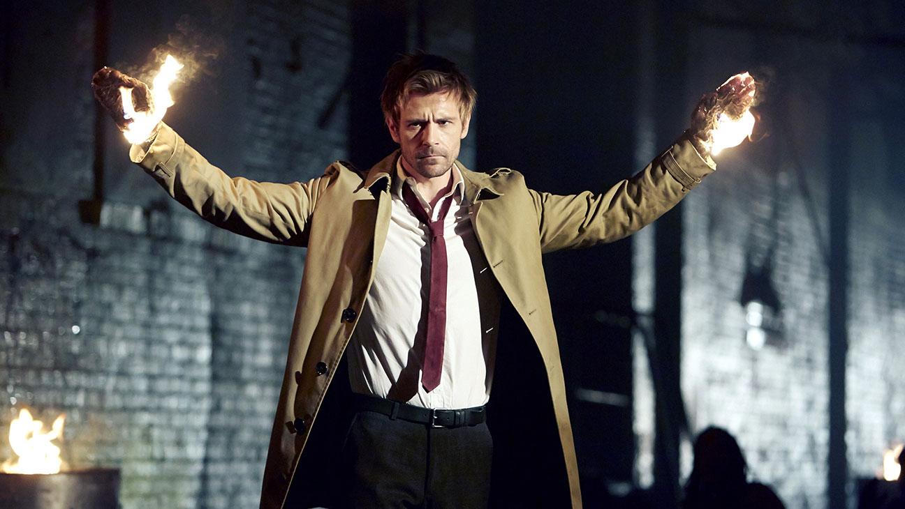 Matt Ryan als Constantine