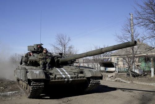 VS denkt aan inzet zware wapens Oost-Europa