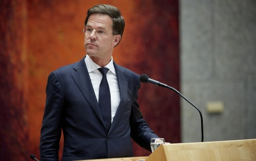 Premier Rutte, Playstation of Xbox? Piano!