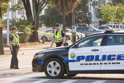 Verdachte schietpartij Charleston gepakt